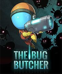 Game Box for The Bug Butcher (PS4)