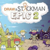 Okładka Draw a Stickman: EPIC 2 (XONE)