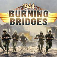 Okładka 1944 Burning Bridges (AND)