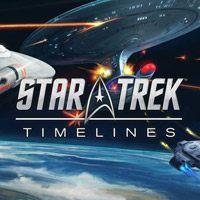Okładka Star Trek Timelines (PC)