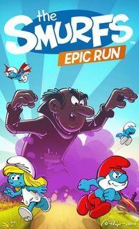Okładka Smurfs Epic Run (iOS)