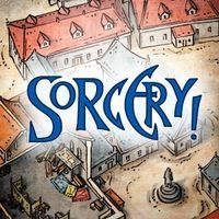 Game Box for Sorcery! 2 (PC)