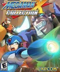 Okładka Mega Man X Collection (GCN)
