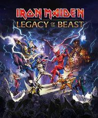 Okładka Iron Maiden: Legacy of the Beast (AND)