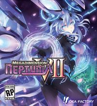 Game Box for Megadimension Neptunia VII (PS4)