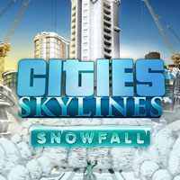 Okładka Cities: Skylines - Snowfall (PC)