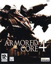 Okładka Armored Core 4 (PS3)