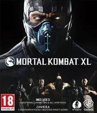 Game Box for Mortal Kombat XL (PC)