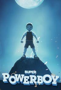 Okładka Super Powerboy (iOS)