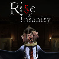 Okładka Rise of Insanity (PC)