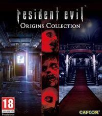 Game Box for Resident Evil Origins Collection (PC)