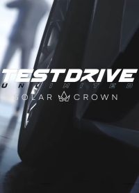 Test Drive Unlimited: Solar Crown cover