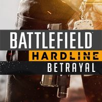 Game Box for Battlefield Hardline: Betrayal (PC)