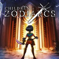 Okładka Children of Zodiarcs (Switch)