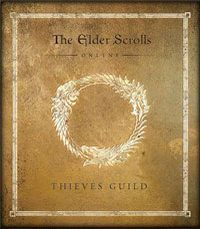 Game Box for The Elder Scrolls Online: Thieves Guild (PC)