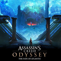 Game Box for Assassin's Creed: Odyssey - The Fate of Atlantis (PC)