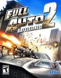 Okładka Full Auto 2: Battlelines (PSP)