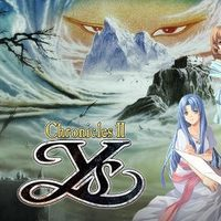 Okładka Ys Chronicles II (AND)