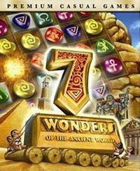 Okładka 7 wonders of the Ancient World (PSP)