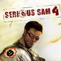 Serious Sam 4: Planet Badass cover