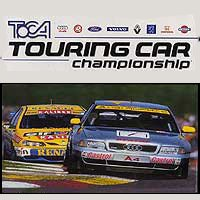 Okładka TOCA Touring Car Championship (PS1)