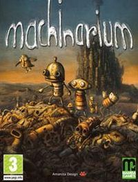 Game Box for Machinarium (PC)