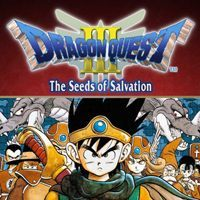 Game Box for Dragon Quest III: The Seeds of Salvation (Switch)