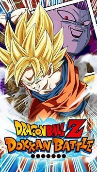 Okładka Dragon Ball Z: Dokkan Battle (AND)