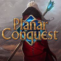 Game Box for Worlds of Magic: Planar Conquest (Switch)