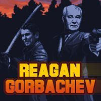 Game Box for Reagan Gorbachev (PC)
