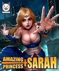 Amazing Princess Sarah cover