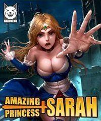 Okładka Amazing Princess Sarah (X360)