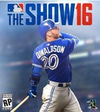 Game Box for MLB: The Show 16 (PS4)