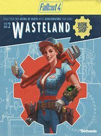 Game Box for Fallout 4: Wasteland Workshop (PC)