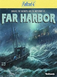 Okładka Fallout 4: Far Harbor (PC)