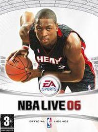 Okładka NBA Live 06 (GCN)