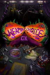 Okładka Weapon of Choice DX (PS4)