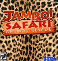 Okładka Jambo! Safari: Animal Rescue (Wii)