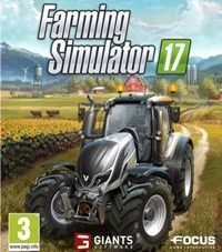 Farming Simulator 17 cover