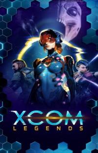 XCOM Legends (AND cover