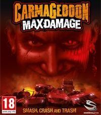 Okładka Carmageddon: Max Damage (PC)