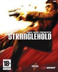 Okładka Stranglehold (PS3)