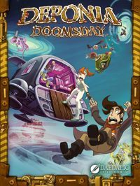 Okładka Deponia Doomsday (PC)