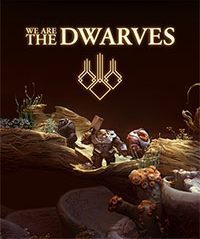 Game Box for We Are The Dwarves (PC)