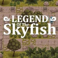 Okładka Legend of the Skyfish (iOS)