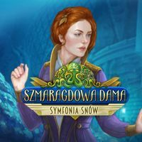 Game Box for The Emerald Maiden: Symphony of Dreams (PC)