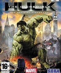 Okładka The Incredible Hulk (PS2)