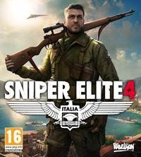 Game Box for Sniper Elite 4 (PC)