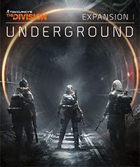 Game Box for Tom Clancy's The Division: Underground (PC)