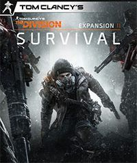 Game Box for Tom Clancy's The Division: Survival (PC)